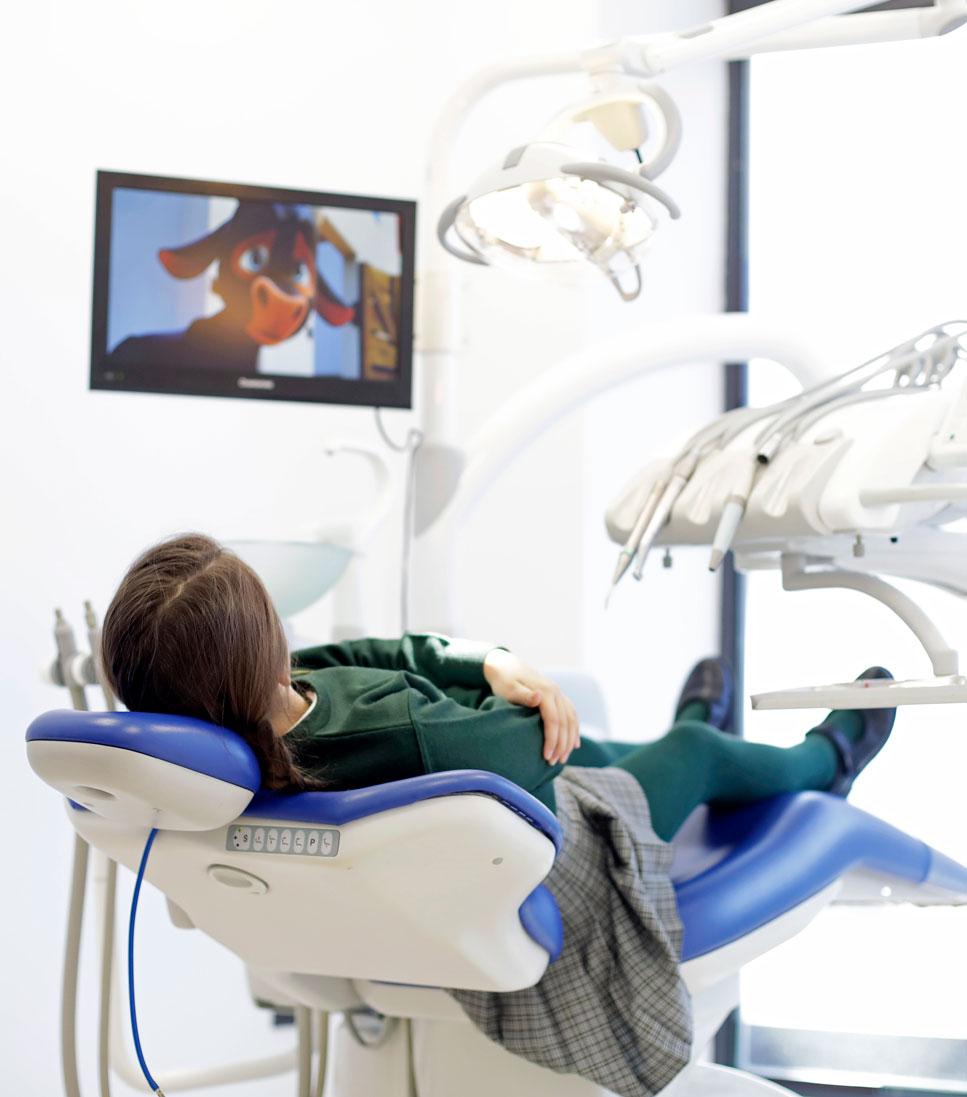 odontología pediatrica